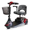 ewheel: EWheels - (EW-M40) 3-Wheel Portable Travel Scooter, Red