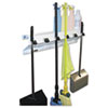 Ex-Cell Ex-Cell Mop & Broom Holder EXC 3336WHT2