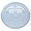 Fabri-Kal Fabri-Kal® Kal-Clear®/Nexclear® Drink Cup Lids FAB LKC1624