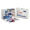 first aid kits: First Aid Only™ First Aid Kit in Metal Case for Up to 25 People