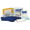first aid kits: First Aid Only™ Small Wound Dressing Kit