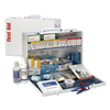 First Aid Only First Aid Only™ ANSI 2015 Compliant Industrial First Aid Kit FAO 90573