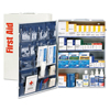 first aid kits: ANSI Class B+ 4 Shelf First Aid Station with Medications
