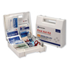Kits and Trays Emergency Kits: First Aid Only™ Unitized ANSI 2015 Compliant First Aid Kit