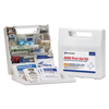 Kits and Trays Emergency Kits: First Aid Only™ ANSI Class A+ First Aid Kit