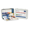 First Aid Only Contractor ANSI Class B First Aid Kit FAO 90671