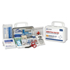 Kits and Trays Emergency Kits: First Aid Only™ ANSI Class A 10 Person First Aid Kit