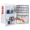 First Aid Only First Aid Only™ ANSI SmartCompliance Food Service First Aid Station with Medications FAO 90834
