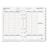 Franklin Covey FranklinCovey® Original Green Dated Weekly & Monthly Planner Refill FDP 3541815