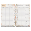 Franklin Covey FranklinCovey® Blooms® Dated Weekly/Monthly Planner Refill FDP 35448