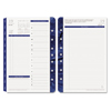 Franklin Covey FranklinCovey® Monticello Dated Two-Page-per-Day Planner Refill FDP 3622914