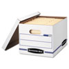 storage file boxes and moving boxes: Bankers Box® EASYLIFT™ Basic Strength Storage Box
