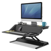 computer workstations: Fellowes® Lotus™ Sit-Stands Workstation