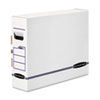 mailing boxes and shipping cartons or file storage boxes: Bankers Box® X-Ray Storage Boxes