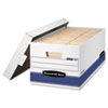 "Record Storage Boxes Storage File Boxes: Bankers Box® STOR/FILE™ Extra Strength 24"" Storage Boxes"