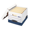 Clean and Green: Bankers Box® STOR/FILE™ END TAB Storage Boxes