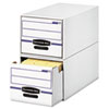 Clean and Green: Bankers Box® STOR/DRAWER® Basic Space-Savings Storage Drawers