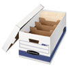Fellowes Bankers Box® STOR/FILE™ Extra Strength 24 Storage Boxes FEL 0083101
