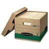 Clean and Green: Bankers Box® STOR/FILE™ Extra Strength 100% Recycled Storage Boxes