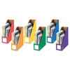 Desk Accessories and Workspace Organizers: Bankers Box® Extra-Wide Magazine File