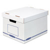 Record Storage Boxes Storage File Boxes: Bankers Box® Organizer Storage Boxes