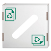 Record Storage Boxes Storage File Boxes: Bankers Box® Waste and Recycling Bin Lids
