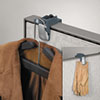 Fellowes Fellowes® Professional Series Partition Additions™ Coat Hook and Clip FEL 7501101
