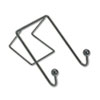Fellowes Fellowes® Wire Partition Additions™ Coat Hook FEL75510