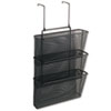 Fellowes Fellowes® Mesh Partition Additions™ Triple File Pocket FEL 75901