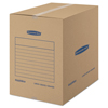 Record Storage Boxes Storage File Boxes: Bankers Box® SmoothMove™ Basic Moving Boxes