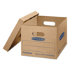 Record Storage Boxes Storage File Boxes: Bankers Box® SmoothMove™ Classic Moving  Storage Boxes