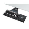 keyboard & mouse drawers & platforms: Fellowes® Professional Series Corner Executive Keyboard Tray