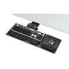 keyboard & mouse drawers & platforms: Fellowes® Professional Series Executive Adjustable Keyboard Tray