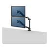 Fellowes Fellowes® Platinum Series Dual Stacking Monitor Arm FEL 8043401