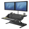 Fellowes Fellowes® Lotus™ DX Sit-Stand Workstation FEL 8080301