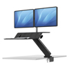 Fellowes Fellowes® Lotus™ RT Sit-Stand Workstation FEL 8081601