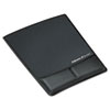 mouse pads and wrist rests: Fellowes® Professional Series Memory Foam Wrist Rest With Attached Mouse Pad