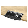 keyboard & mouse drawers & platforms: Fellowes® I-Spire Series™ Desktop Edge Keyboard Lift