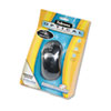 Fellowes Fellowes® Microban® Five-Button Optical Mouse with Antimicrobial Protection FEL 98913