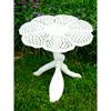 FlowerHouse Butterfly Table White FGH FHBFTA07W