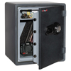 Safes Combo: One Hour Fire Safe and Water Resistant with Combo Lock