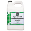 Floor & Carpet Care: Super Carpet & Upholstery Foam Shampoo