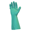 Safety Zone Flock Lined Nitrile Gloves - Medium SFZ GNGF-MD-15C