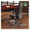 chair mats: Floortex ClearTex® Ultimat Chair Mat for Hard Floors