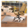 Floortex Floortex® ClearTex® Advantagemat® Phthalate Free PVC Chair Mat FLR PF1213425EV