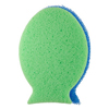 Foamtec Dishfish Dual Scrubber Sponge,  6/PK FMT CP201-6