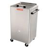 Fabrication Enterprises Hydrocollator® mobile heating unit - SS-2 w/4 std, 4 neck FNT 00-2302-2