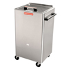 Fabrication Enterprises Hydrocollator® mobile heating unit - SS-2 with 8 standard packs FNT 00-2302