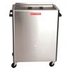 Fabrication Enterprises Hydrocollator® mobile heating unit - M-2 w/3 std, 3 os, 3 neck FNT 00-2402-2