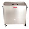 Fabrication Enterprises Hydrocollator® mobile heating unit - M-4 w/6 std, 6 os, 6 neck FNT 00-2502-3